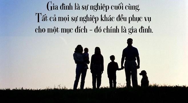 tình cảm gia đình ở nước ngoài
