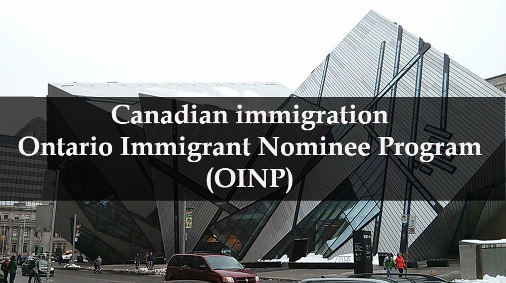 cách xin nomination ontario