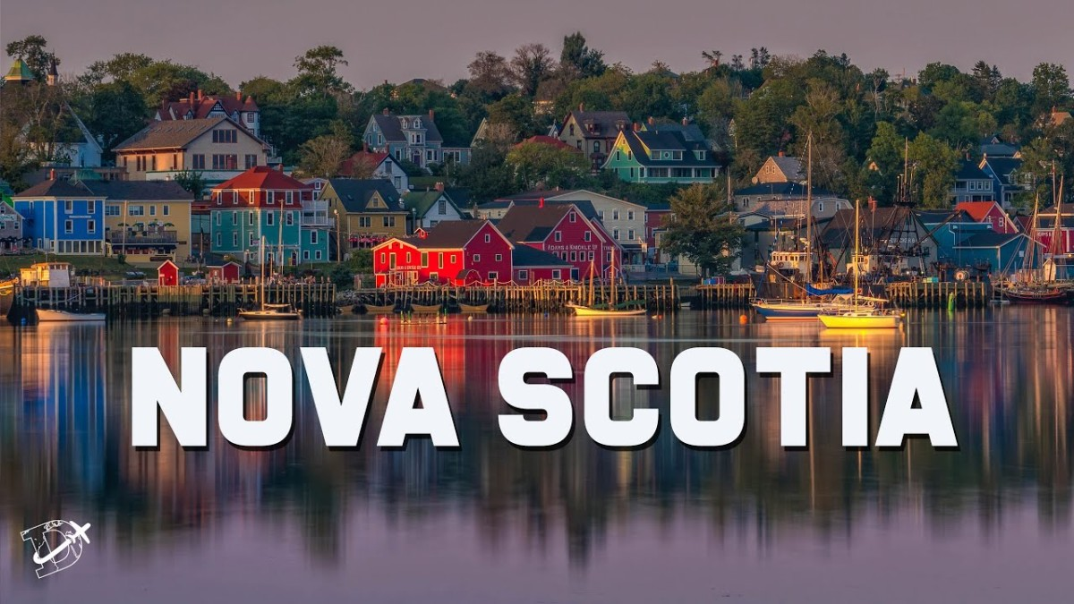 Nova Scotia dễ định cư nhưng sống buồn lắm, có thật không?