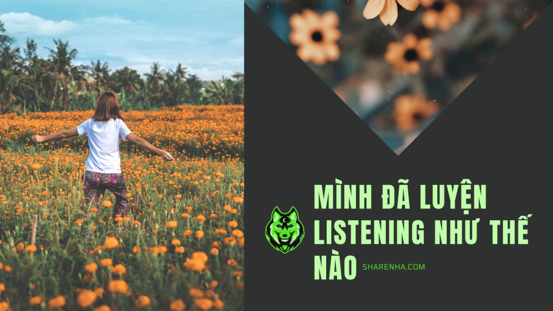 Tip Ngắn – Mình đã luyện IELTS LISTENING như thế nào? – Jenny Nguyen