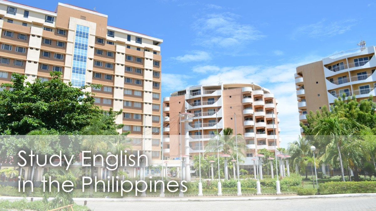 HỌC TIẾNG ANH Ở PHILLIPINES.