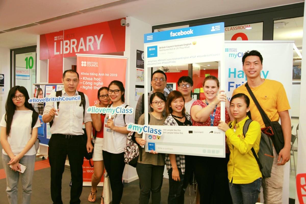 Review lần đầu thi IELTS tại BC Đà Nẵng