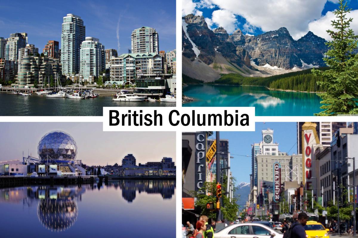 Các chương trình định cư British Columbia