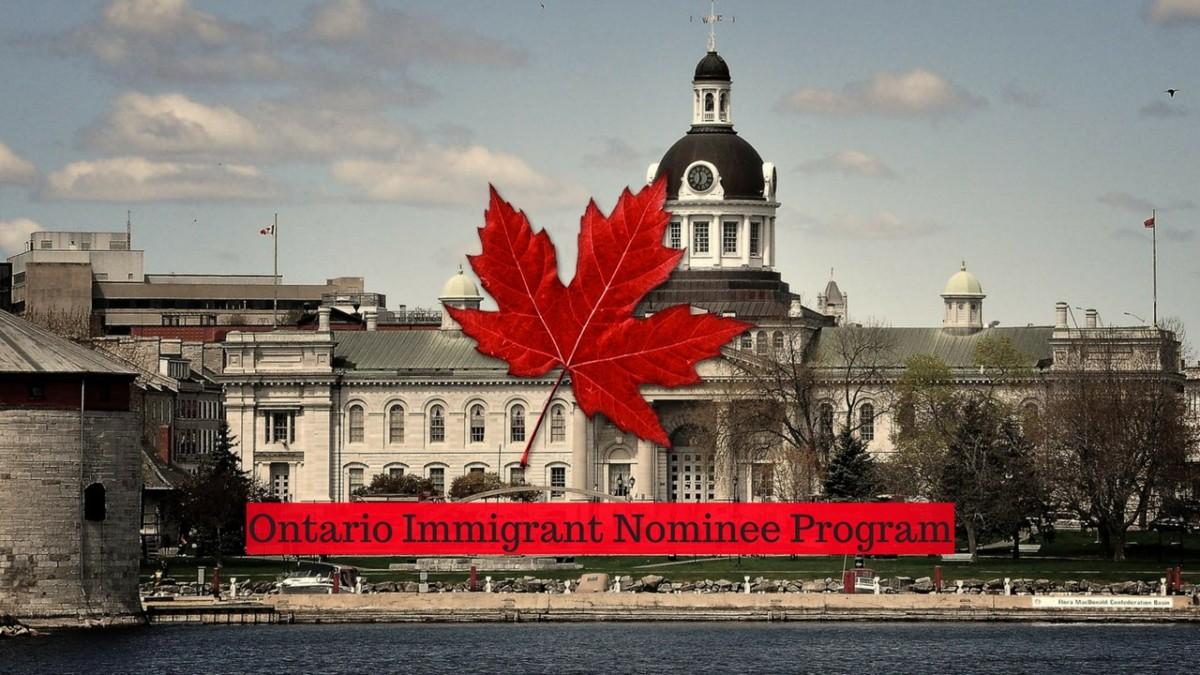 Ontario-Immcác chương trình định cư Canada Ontarioigrant-Nominee-Program