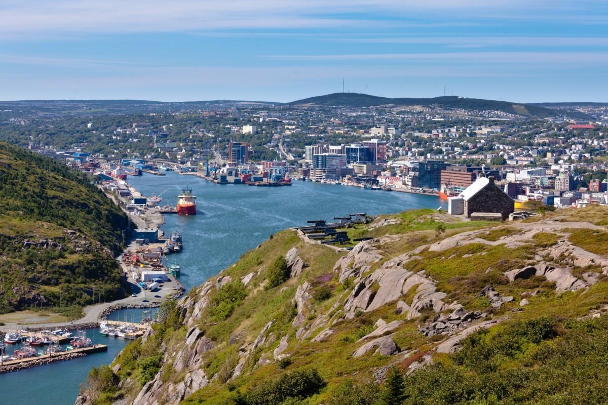 các chương trình định cư Newfoundland