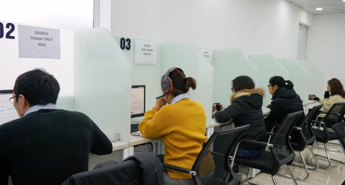 Kinh nghiệm mới nhất về cách thi IELTS trên máy tính