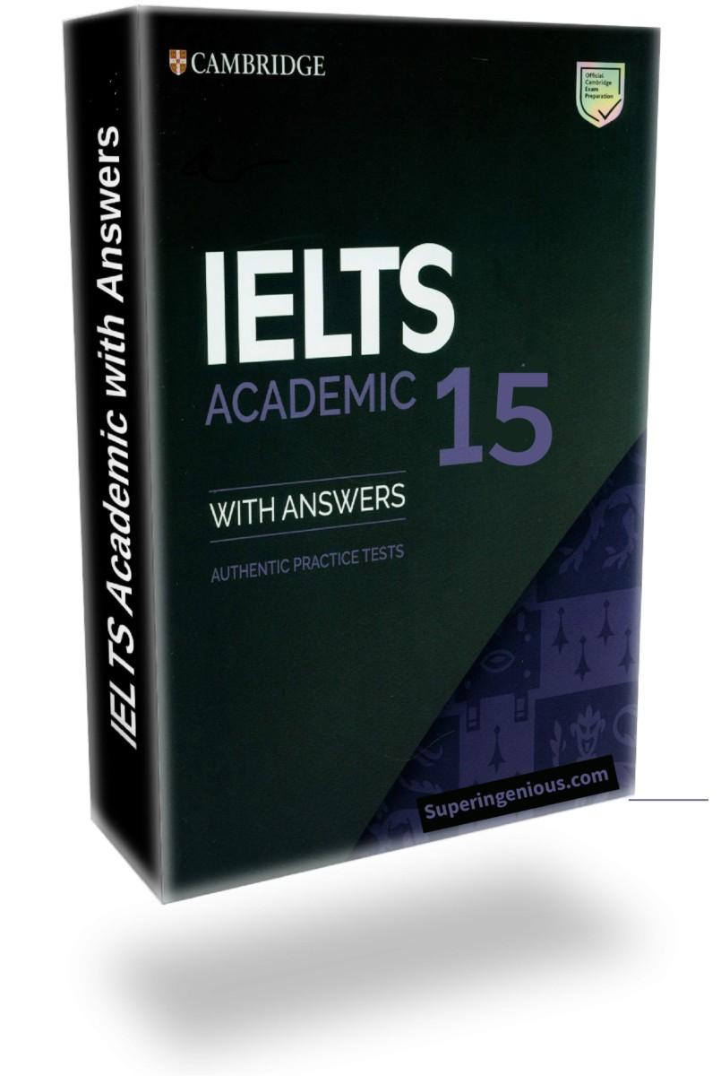 IELTS Cambridge 15