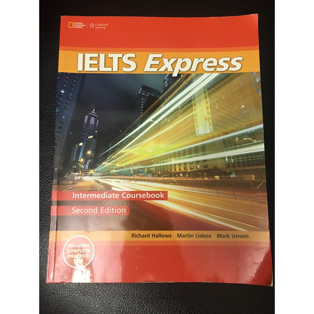 download ielts express intermediate book