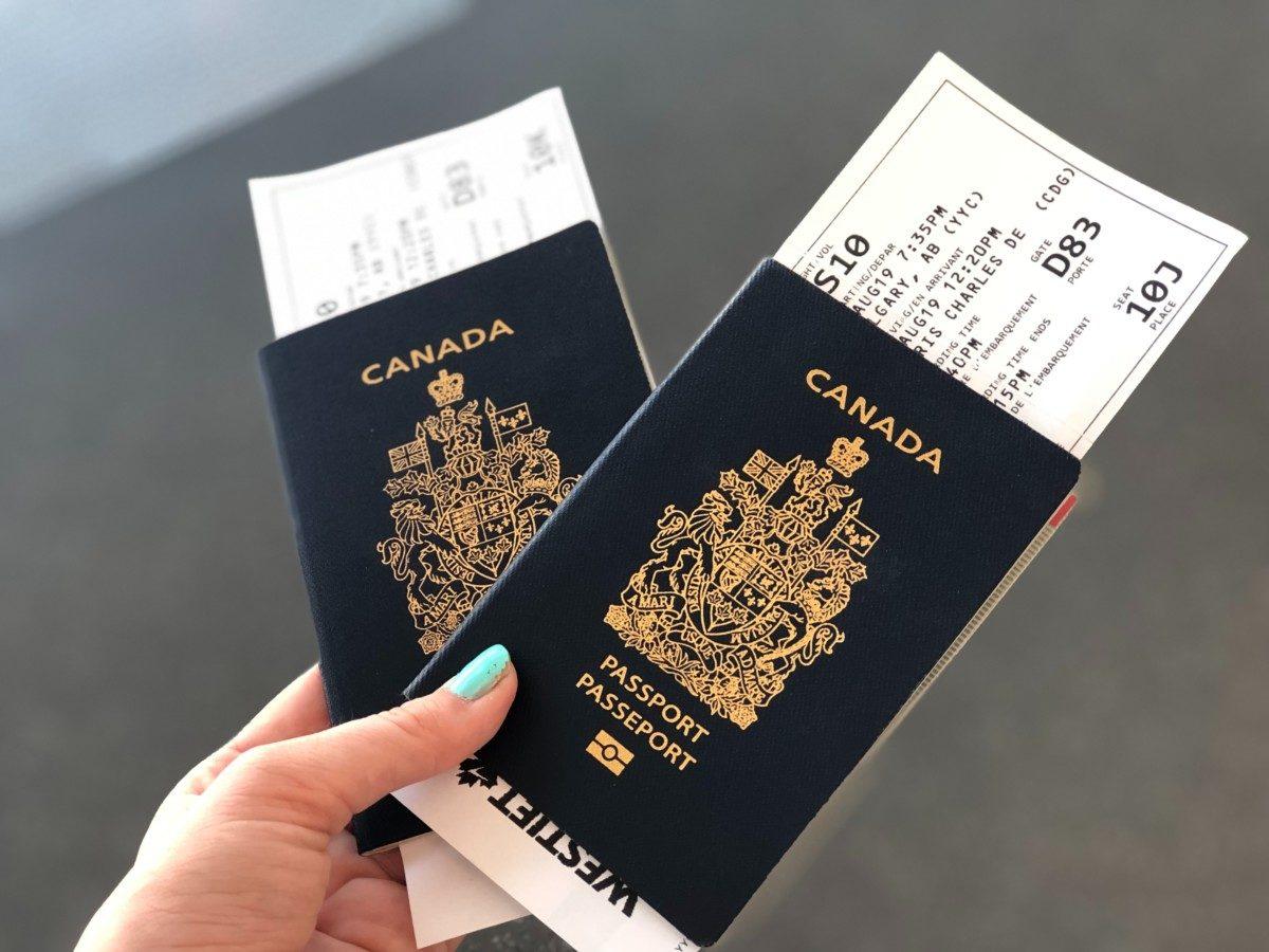 kinh nghiệm bay từ việt nam qua canada