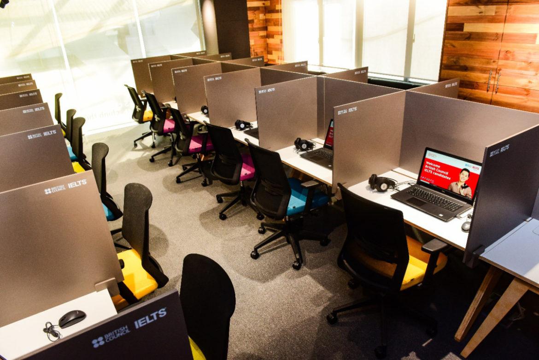 Một buổi thi IELTS Computer tại Hội Đồng Anh – British Council diễn ra như thế nào?