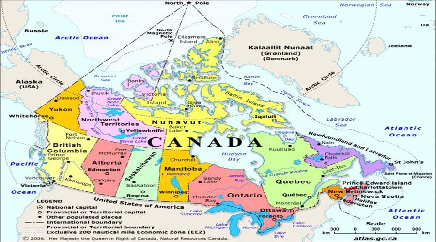 các trường ở vùng atlantic canada