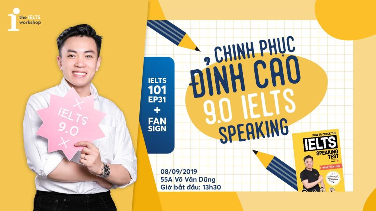 SÁCH speaking thầy Tùng