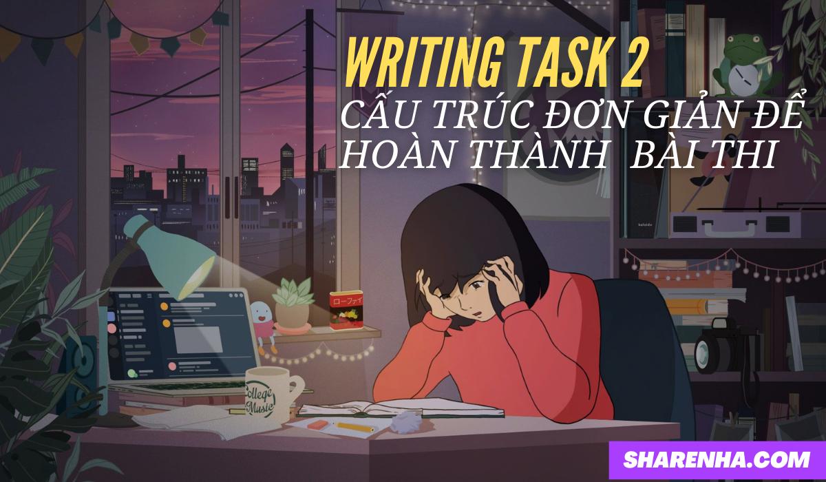 kinh nghiệm thi ielts writing