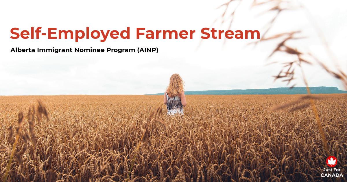Self-Employed Farmer Stream