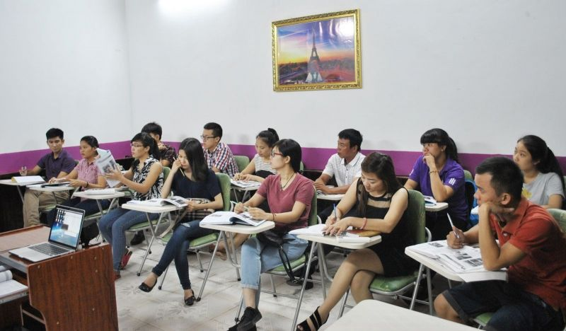 Review IELTS Package Ngoc Bach