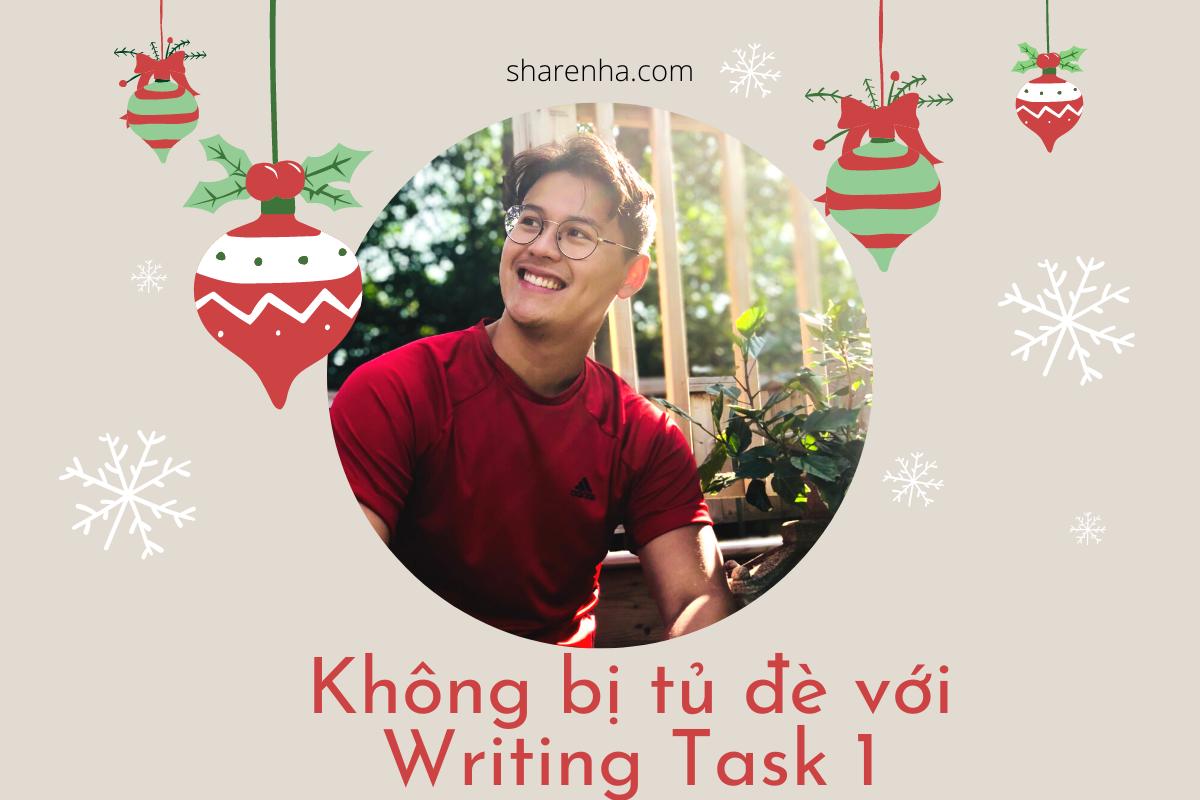 cách làm ielts writing task 1 nhanh