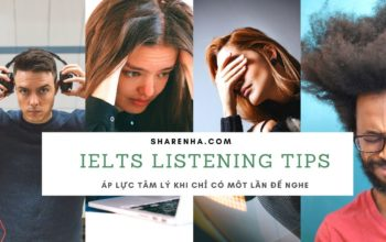 cách học ielts listening