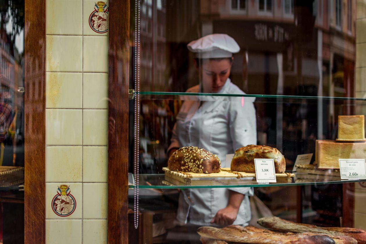 định cư canada với nghề baker