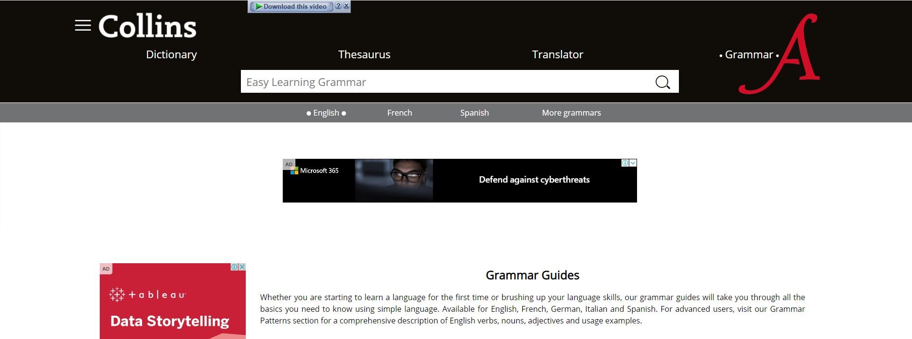 kiểm tra ngữ pháp tiếng Anh