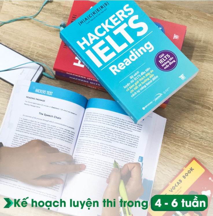 download sách hacker ielts reading
