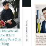 cách học ielts speaking part 2