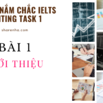 nắm chắc ielts writing task 1