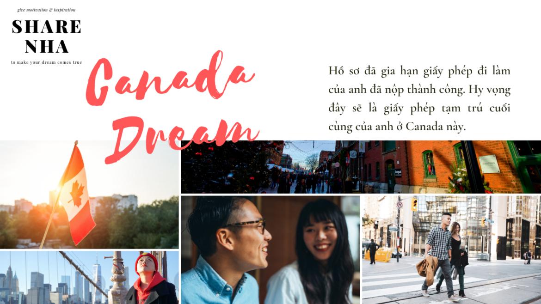 Hành trình trở thành thường trú nhân ở Canada